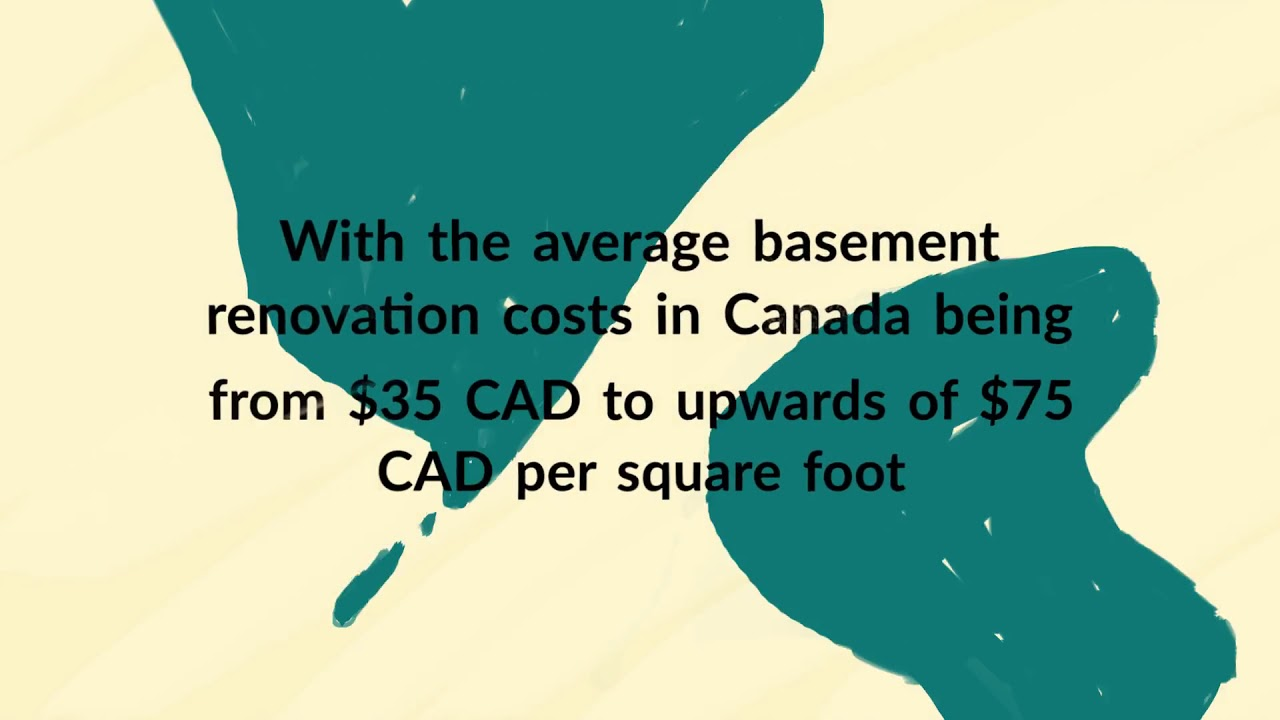 More Canadian Residents are Utilizing Home Basements and Increasing Personal Space!