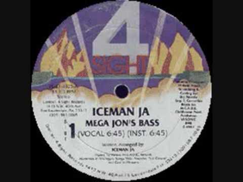 ICEMAN JA-Mega Jon's Bass