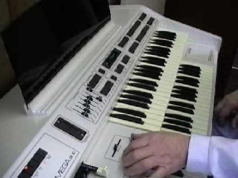Wersi Omega DX10 Organ