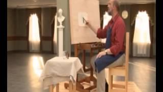 Уроки рисования с Сергеем Андриякой  Стекло