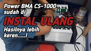 Bedah Power BMA CS-1000 Part:5…