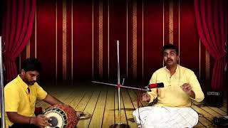 Bho Shambho - Carnatic rendition | Supervoiz ft. Mridangam exponent Lakshminarayana | Live concert