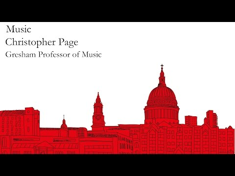 Guitars in Romantic England: Music Lectures 2014-15 - An Introduction by Professor Christopher Page