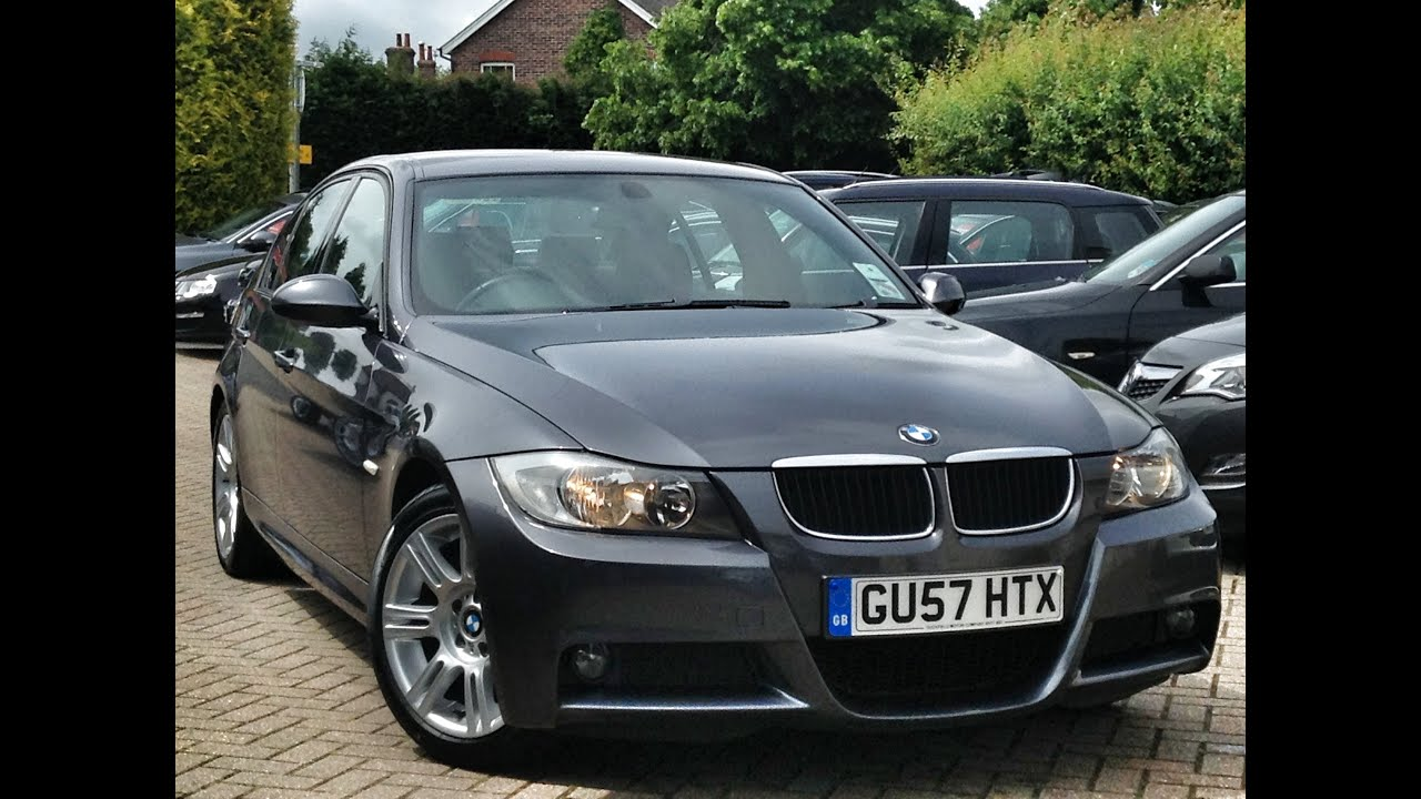 BMW 3 SERIES 318i M Sport 4dr 20 For Sale at CMCCars  YouTube