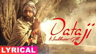 Data Ji (Lyrical) | Ardaas | Nachhatar Gill | Latest Punjabi Songs 2019 | Speed Records