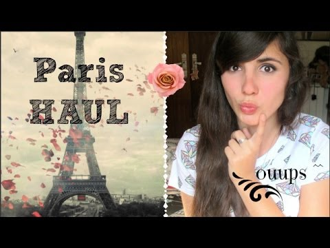 Big haul : ♡ Paris ♡ & others