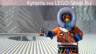 Новинки ЛЕГО Сити Арктика LEGO City