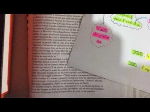 R  sum   chapitre par chapitre du Roman Le Dernier Jour D un Condamn                                     Yumpu
