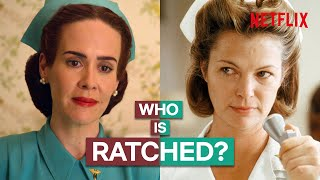 Who Is Nurse Ratched? The Story Of The Ultimate Villain | Netflix
