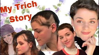 Trichotillomania: My Story Including Head Shave and How I Stopped Pulling!