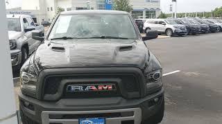 2017 Dodge Ram 1500 Rebel for Ashley Holloway