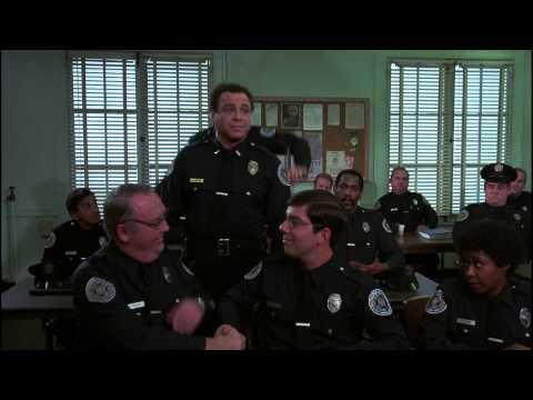 Полицейская академия 2: Их первое задание - смотреть