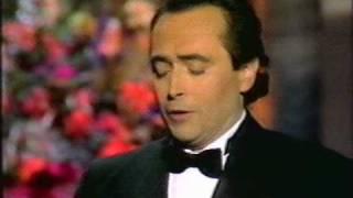 José Carreras, Montserrat Caballé duet on TV - El cant dels Ocells