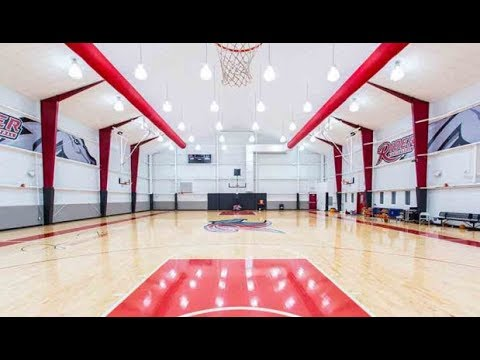 Rider University NCAA Division I Basketball Practice Facility