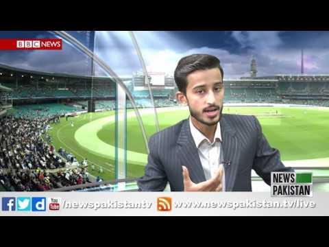 ICC Champion Trophy 2017 with Syed Aun Topic:Pakistani Team Final main, or Credit Najam Sethi ko???