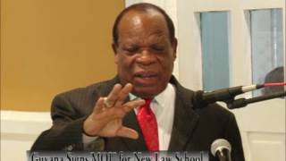 Guyana Signs MOU for New Law School