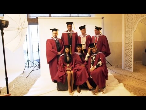 Murdoch University Dubai Graduation Celebration 2016