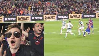 MESSI TRAUMTOR | FC Barcelona - Stadionvlog