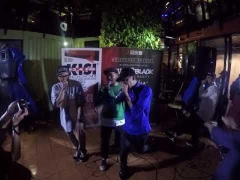 Bondan & Fade2Black - Kroncong Protol LIVE (Sing by F2B)