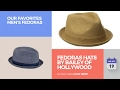 Fedoras Hats By Bailey Of Hollywood Our Favorites Men's Fedoras