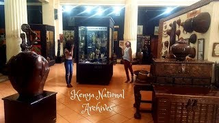 Kenya National Archives - Things To Do In Kenya