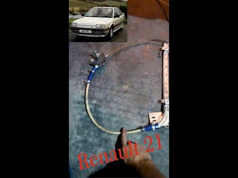 Ремонт стеклоподъемника Renault 21
