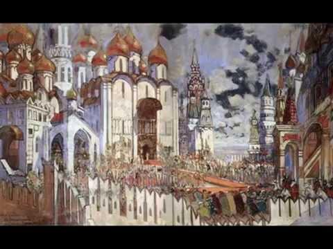 Modest Mussorgsky – BORIS GODUNOV – Coronation Scene (Boris Christoff)