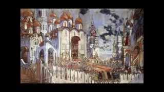 Modest Mussorgsky - BORIS GODUNOV - Coronation Scene (Boris Christoff)