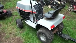 HOW TO WIRE a RIDING LAWNMOWER  Where do all of the wires go  Riding LAWN MOWER WIRING