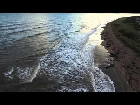 East Haven (Angus, Scotland) - DJI Phantom 3 Drone Flight