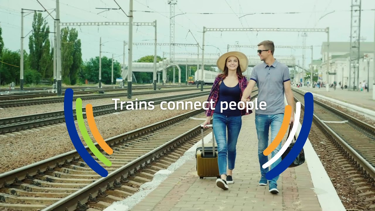 2021 is the European Year of Rail