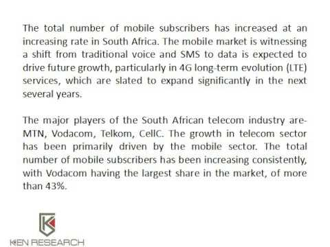 Network Operators South Africa | Telecom Sector Industry Analysis | Ken Research