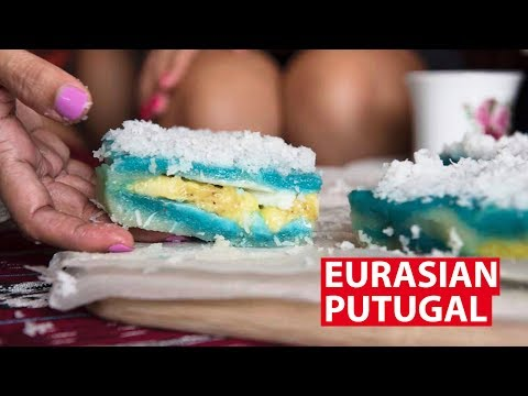 Eurasian Putugal | Vanishing Home Recipes | CNA Insider