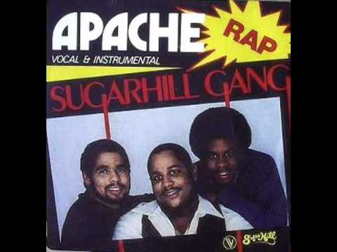 Sugarhill Gang -  Apache (jump on it) instrumental