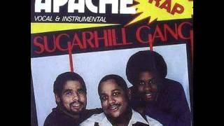 Sugarhill Gang -  Apache (jump on it) instrumental