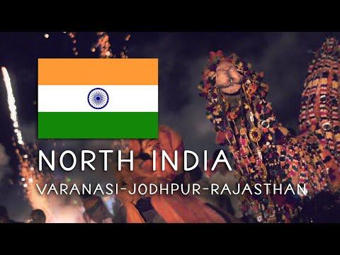 ANKOMMEN IN INDIEN • Backpacking India 1/2 (North X Rajasthan) • Reisebericht 4K