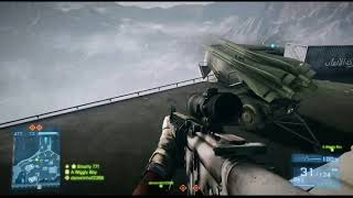 Humvees are the Best Vehicle! | Battlefield 3 Xbox 360 Gameplay