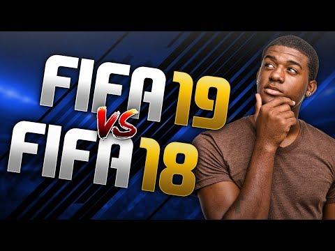 CZY FIFA 19 BĘDZIE LEPSZA OD FIFY 18? I DLACZEGO NIE?