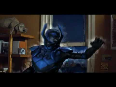Complete Test Footage From Live-Action Blue Beetle TV Series
