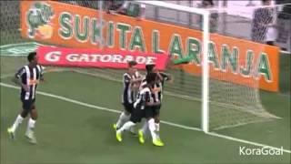 Роналдиньо вернулся, посмотрел, забил(Форвард «Атлетико Минейро» Роналдиньо снова наводит ужас на соперников. Бразилец, вернувшийся после сентя..., 2013-12-09T10:28:51.000Z)