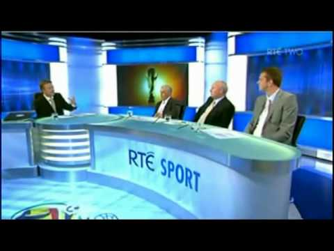 Goal-Line Technology.Ridiculous FIFA. Frank Lampard's Disallowed Goal - RTÉ Sport