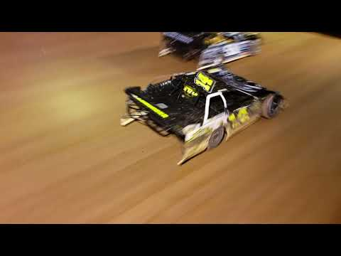 Shrine race 602 main at Laurens Speedway