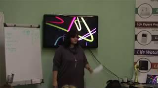 №3 Обучение в Одессе 05.11.2018 . Биорезонанс . Тестирование.