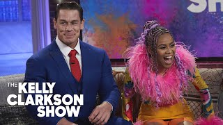 Download John Cena Says Sho Madjozi 'Did The Impossible' By Starting The John Cena Dance Challenge