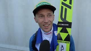Stefan Hula szósty w Hinzenbach [30.09.2018]