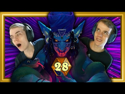 You Asked For More, Thijs Delivers.. | Aggro + Combo Priest In Top 30 Legend!