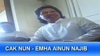 Cak Nun EMHA Ainun Najib blak blakan tentang Felix siaw