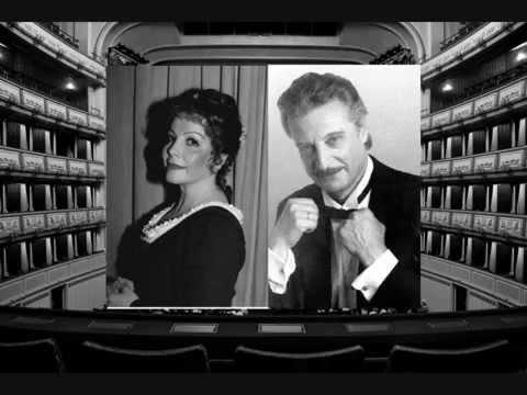 """Sona Ghazarian & Alfredo Kraus-Lucia di Lammermoor-""""Sulla tomba...Verranno a te"""""""