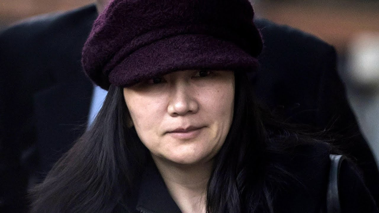 Huawei CFO suing Canada Border Services Agency, RCMP, federal government