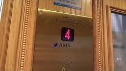 2014 Amslift Roped Hydraulic Elevator @ Runeberginkatu 8, Helsinki, Finland